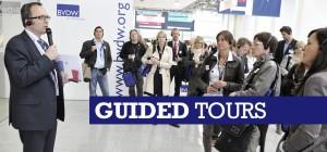 Guided Tour des BVDW mit der Fachpresse auf der dmexco