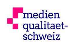 Logo Stiftung Medienqualität Schweiz